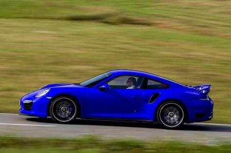 991 Turbo blue